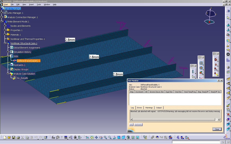 eXtended Finite Element Method XFEM in Abaqus