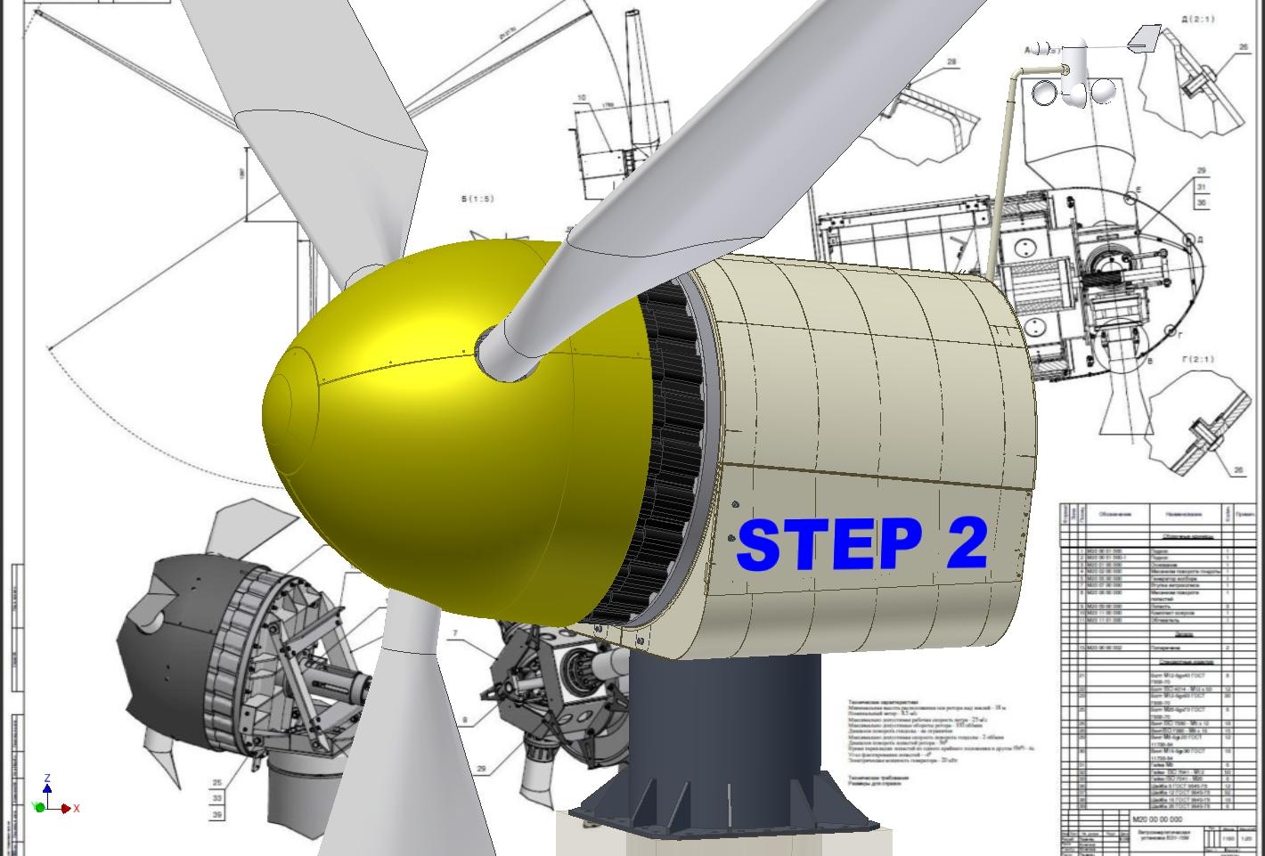 Ветряк своими руками из асинхронного двигателя своими руками 50