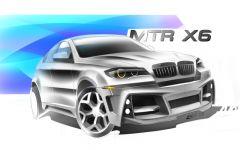 BMW X6 Interceptor