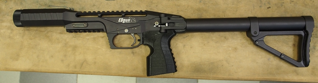 PCP винтовка Леший