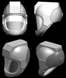 Спортивный шлем