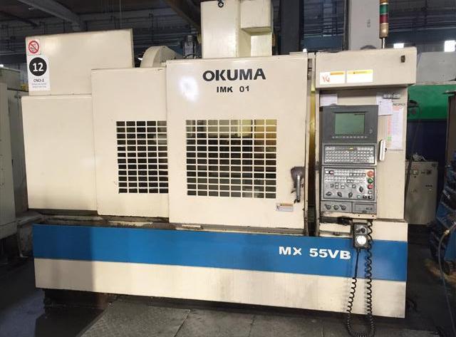 okuma Mx 55 Vb