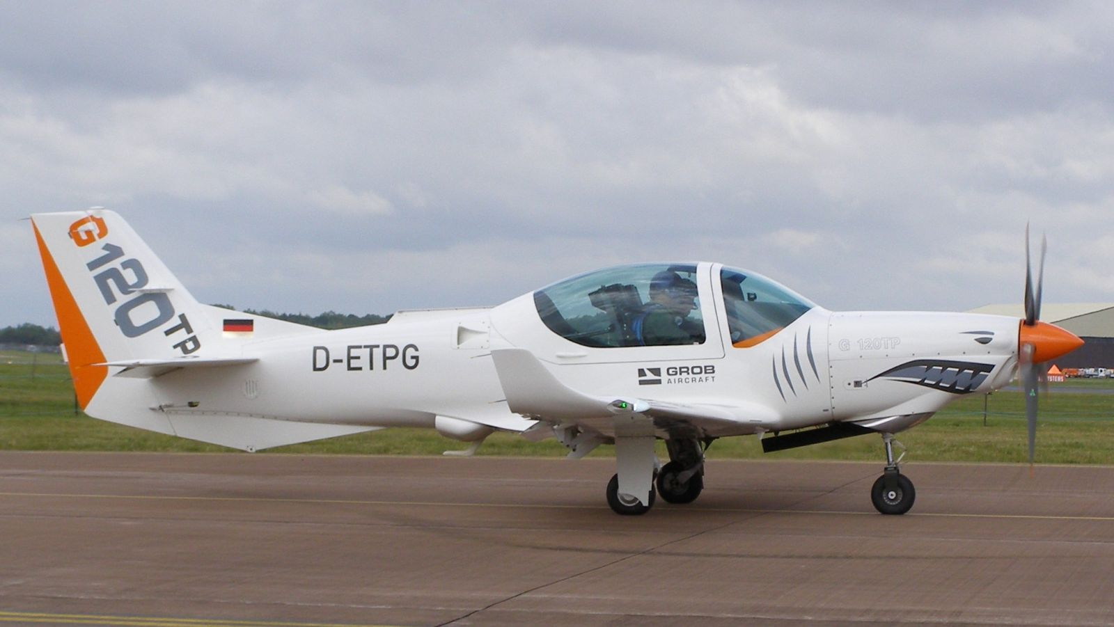 Grob120 D ETPG
