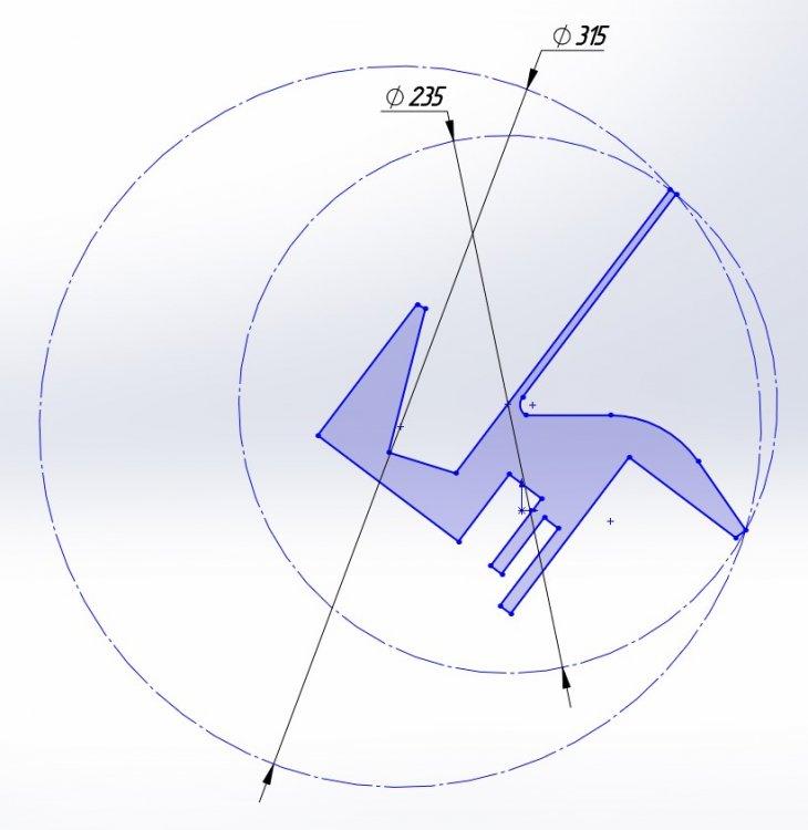 профиль и описанные окружности.JPG